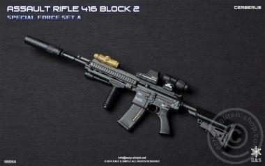 Assault Rifle 416 Block 2 - Cerberus