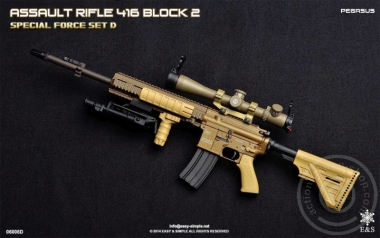 Assault Rifle 416 Block 2 - Pegasus