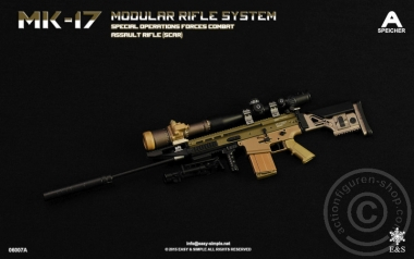 MK17 Modular Rifle System - Version A