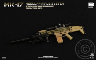 MK17 Modular Rifle System - Version B