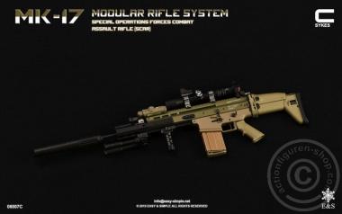 MK17 Modular Rifle System - Version C