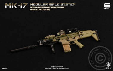 MK17 Modular Rifle System - Version E