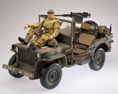 Willys MB Jeep - Military Vehicle