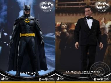 Batman Returns - Batman + Bruce Wayne