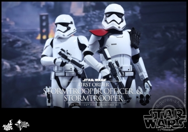 Star Wars - First Order Stormtrooper Twin Set