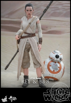Star Wars - Rey and BB-8