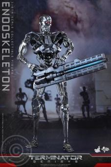 Terminator Genisys - Endoskeleton