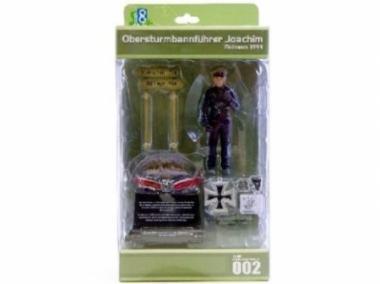 Jochen Peiper - 1:18 Mini-Diorama