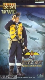 Squadron Leader Keith Gordon