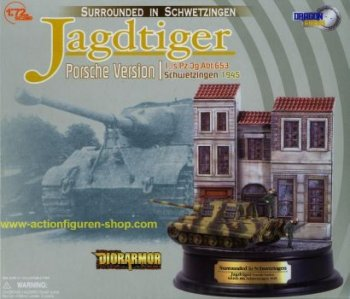 1:72 Jagdtiger - 1./s.Pz.Jg.Abt.653 - Exclusive