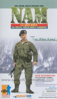 Col. Mike Kirby - Exclusive