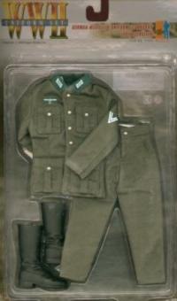 M36 Deutsche Felduniform Obergefreiter