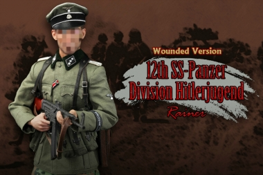 Rainer 12. SS Panzer Division Hitlerjugend - Wounded