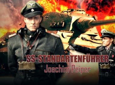 Joachim Peiper - SS-Standartenführer