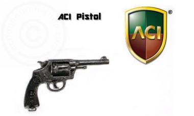 Colt New Service Revolver - (black)