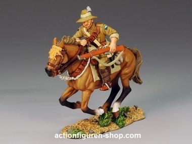 Australian Lighthorse Charging w/ Rifle