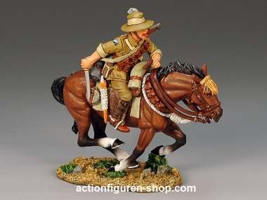 Australian Lighthorse Charging w/ Bayonet (to the Rear)
