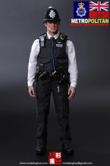 Wayne - British Metropolitan Police