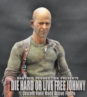 Die Hard or Live Free Johnny