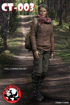 Carol - TWD - Outfit + Head Set