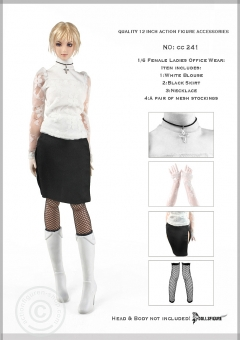 Ladies Office Clothing Set