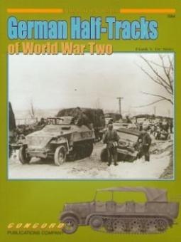 German Half-Tracks of WW II