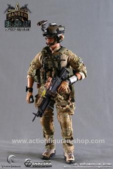 Ranger - US Army - Gunner in Afghanistan