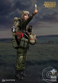 Natalia - Russian Airborne Troops