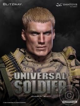 Andrew Scott - Universal Soldier
