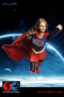 Super Girl - Full Figure Set