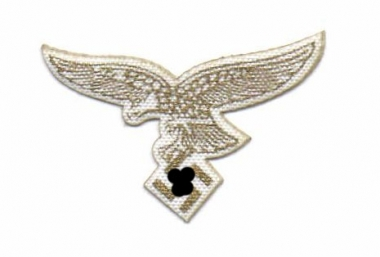 Luftwaffenadler in Gold