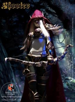 Elf Archer - Shooter