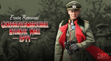 Erwin Rommel - Atlantic Wall 1944