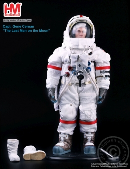 Capt. Gene Cernan - Last Man on the Moon