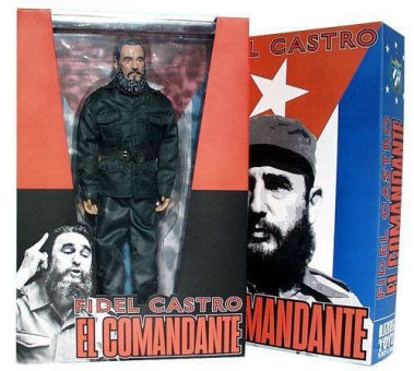 El Comandante - Fidel Castro