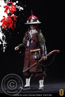 Wanli Korean War Figure - Shenjiying Musketeer