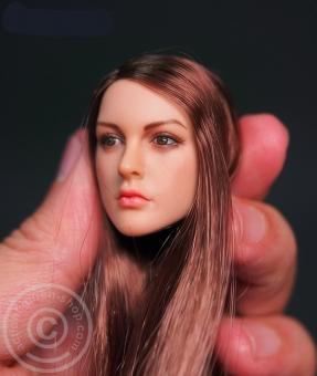 European Female Head