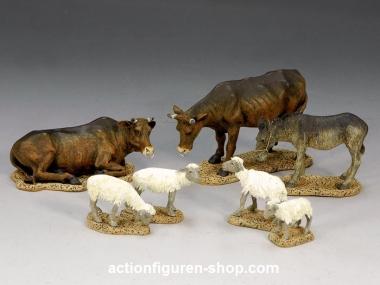 Die Tiere der Hirten