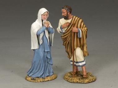 Die Eltern Jesu