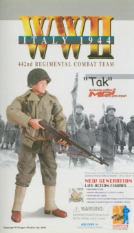 Tak - 442nd Regimental Combat Team - MPI Exclusive
