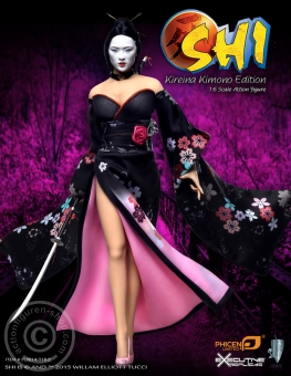 Shi in Kimono - U.S. version