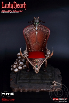 Lady Death V.2 - Throne