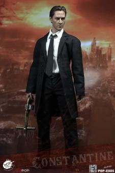John Constantine - Tandin Hell Messenger