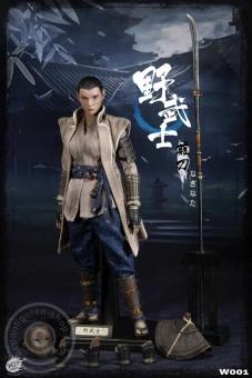 Ronin Nobushi - Female Warrior