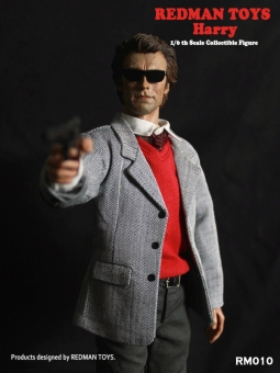 Dirty Harry - Clint Eastwood