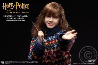 Hermione Granger in Casual Waer - H. Potter u.d.Stein d. Weisen