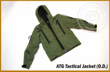 ATG Tactical Jacket (O.D.)