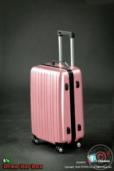Koffer - Pink