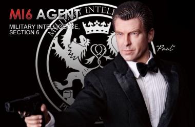Mi6 - Agent Paul