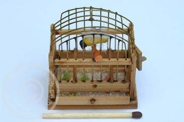 Kleiner Vogelkäfig